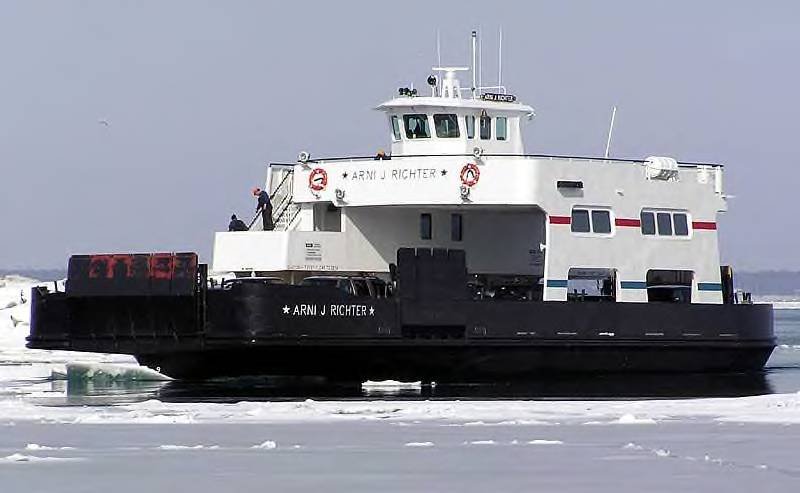 Cost For Ferry To South Bass Island