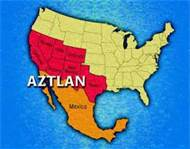 Omega File: Reconquista - Aztlan Invasion