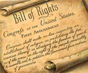 Bill of Rights - 1st