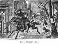 Paul Revere Ride