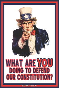 Defend Constitution