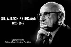 Milton Friedman_1912-2006