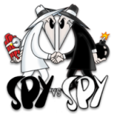 Spy vs Spy, MAD magazine, Antonio Prohias