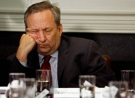 Larry Summers Sleeps