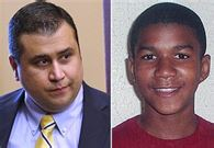Zimmerman Trial Photo compared to child photo of 17-year-old Martin - Media manipulation