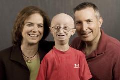 Sam Berns and Parents